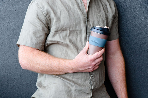 urbb reuseable bamboo cup
