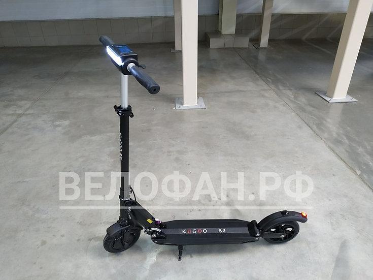 Электросамокат Kugoo S3 6.0 AH Jilong