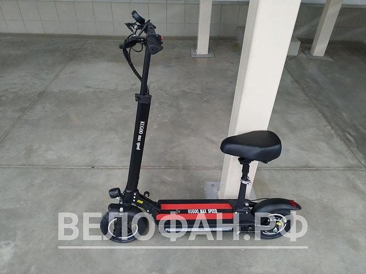 Электросамокат Kugoo Max Speed 500 Вт 48V 11AH Jilong