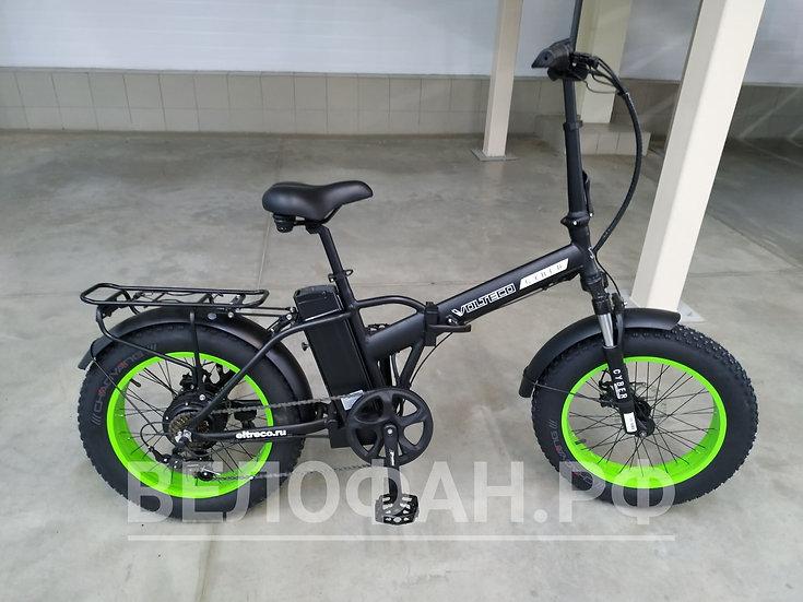 Электровелосипед VOLTECO CYBER
