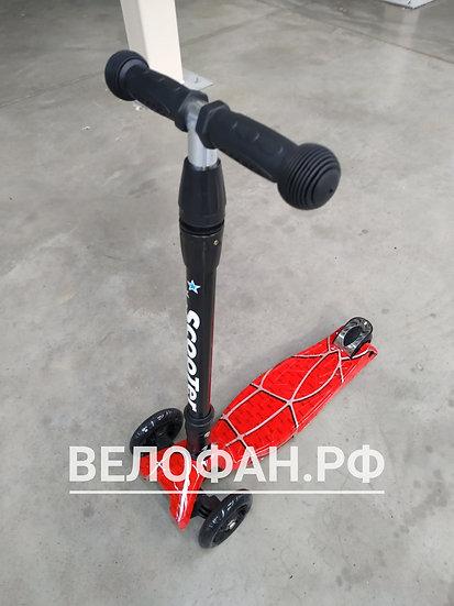 Scooter SK-076 складной 3-х кол 3+