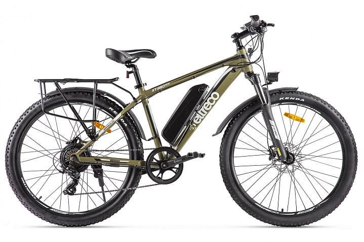Электровелосипед Eltreco XT 850