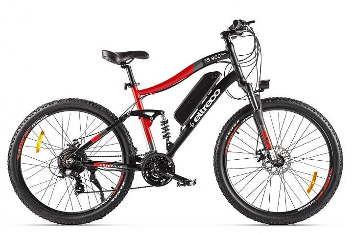 Электровелосипед Eltreco FS 900 27.5