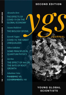YGS Journal Second Edition September 2020