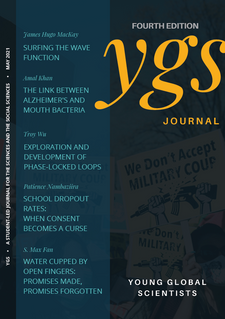 YGS Journal Fourth Edition May 2021