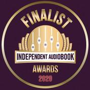 Independent Audiobook Award Finalist