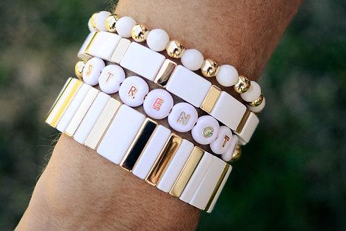 Strength Bracelet Set