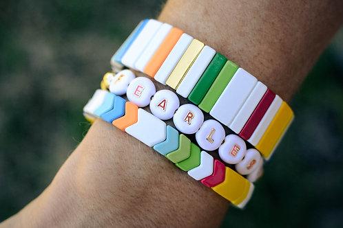 Fearless bracelet set
