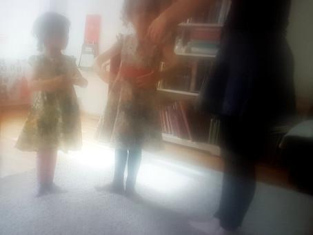 Wohnzimmer-Tanzen für 3-6 Jährige