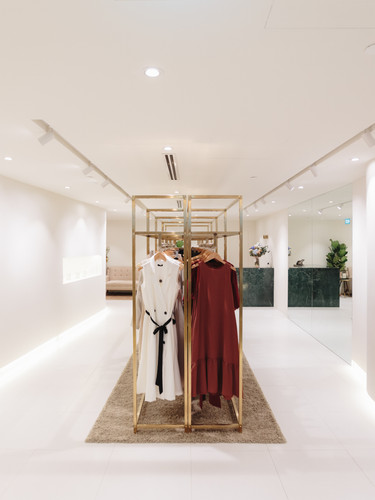 KLARRA, Retail Boutique _ Raffles City_