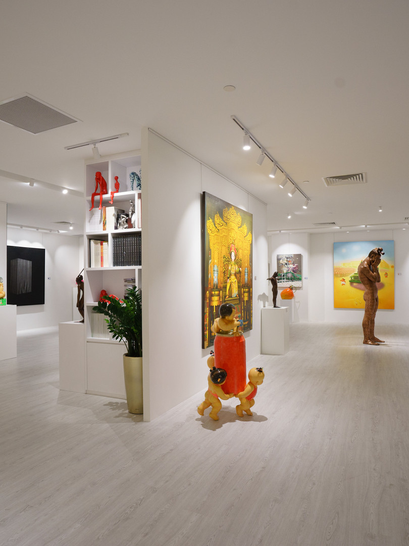 Yang Gallery, The Shopping Gallery Hilto
