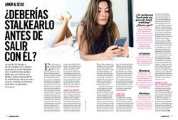 Cosmopolitan Mexico magazine