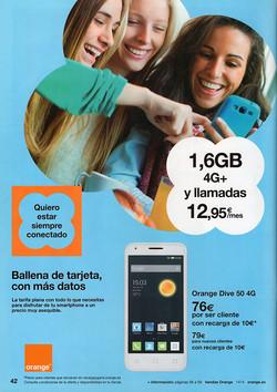 Orange Spain Magazine