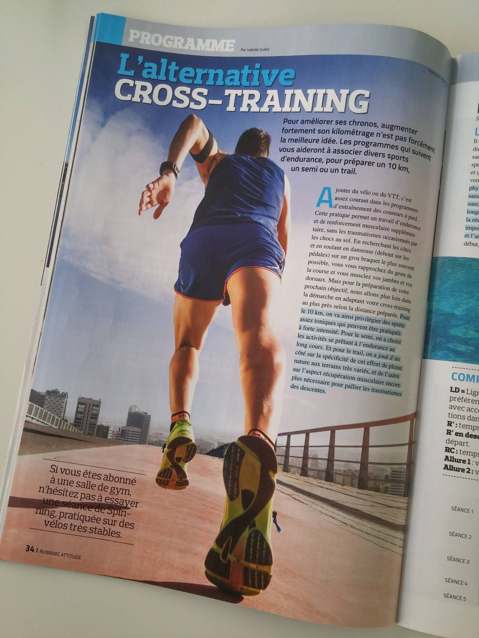 French Running Magazine