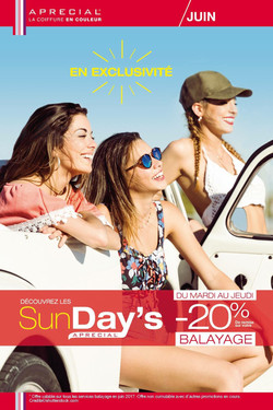 Aprecial brochure promo