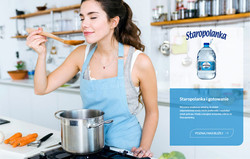 Staropolanka advertising