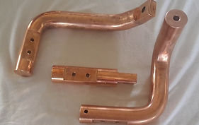 PARENTNashik - Paramount Enterprises, Nashik - Busbar 3D, Risers, in copper,copper alloy,3 Axis connector for switchgear & electronics industries.