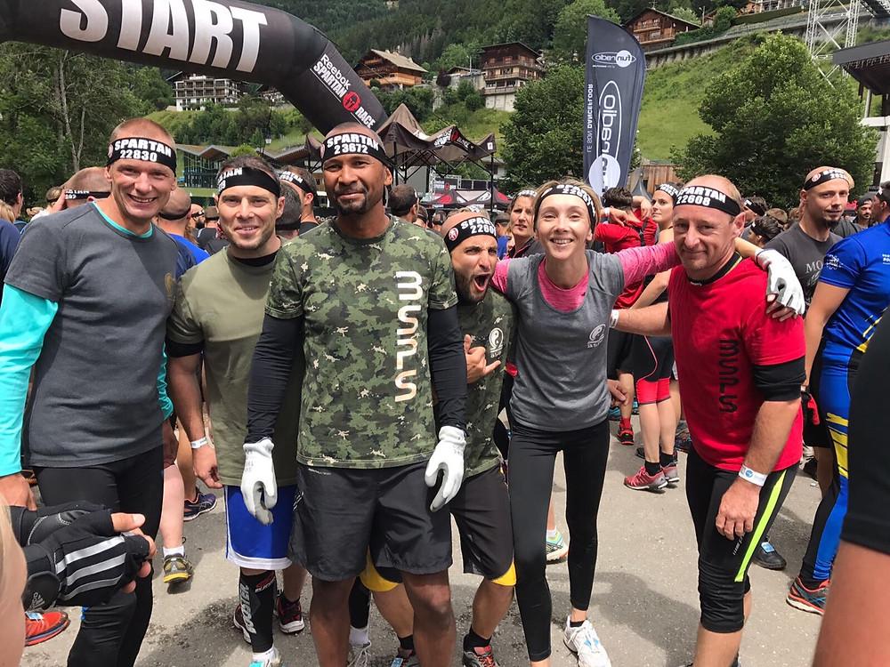 Spartant Race : sur la ligne de départ