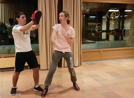 Technique de Back hand