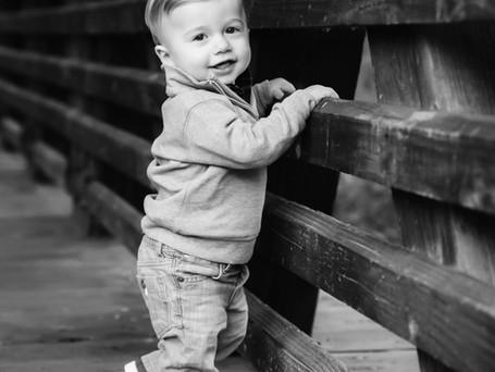 The D Family - Fall Family Photo Session | Putnam Family Photographer