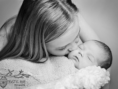 Family Newborn Session