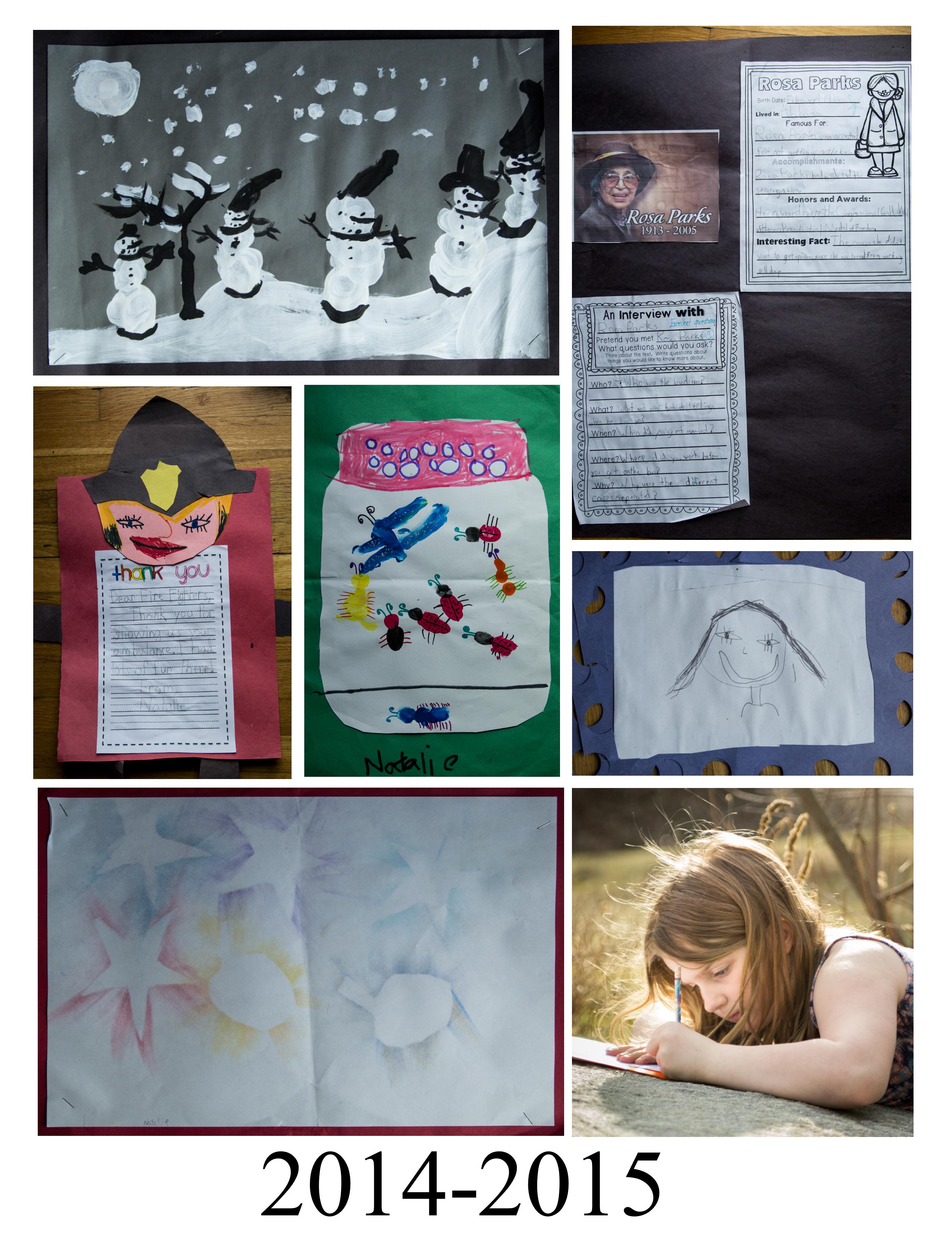 161 artwork collage