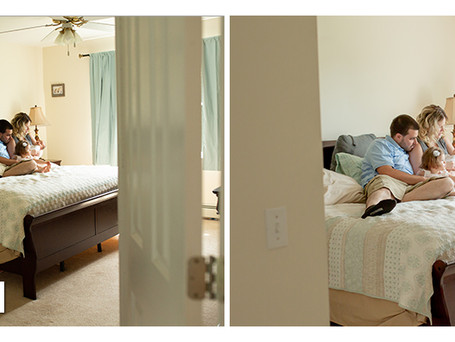 Before/After Image / Westchester Newborn Photographer