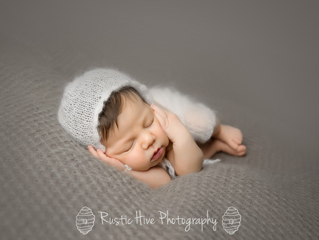 Baby A | Carmel Newborn Photographer
