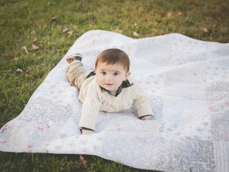 Fall Family Photo Session | Cold Spring, NY | Carmel Family Photography