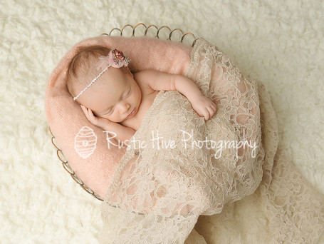 It's not too late for a newborn shoot!