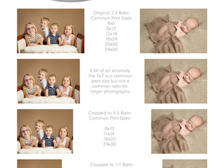 Cropping wisely!  Putnam Newborn Photographer
