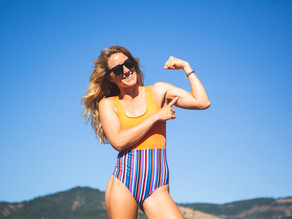 How to Feel Strong & Confident in Your Bikini