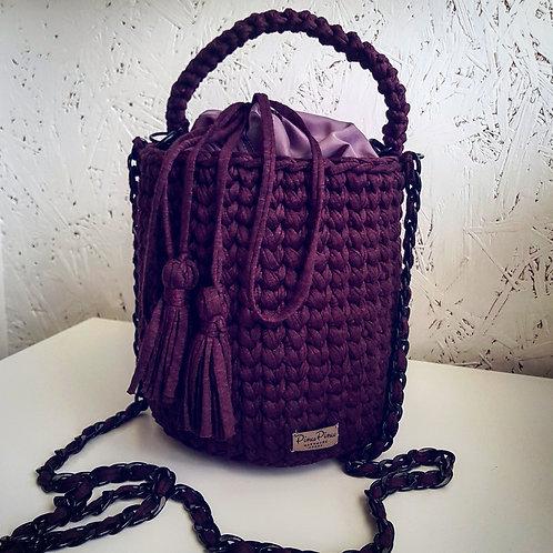 """PINUPINU Handmade Goods rankinė """"Kubiliukas"""""""