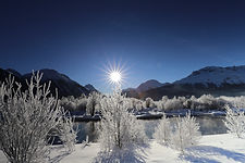 Kälte & Feuchtigkeit = wunderbarer Raureif