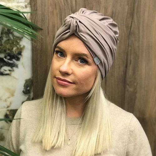BUBOO®️ * vasarinė plona kepurė turbanas KNOT
