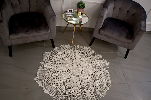 MACRAME BY NUOGNE mandalos kilimėlis