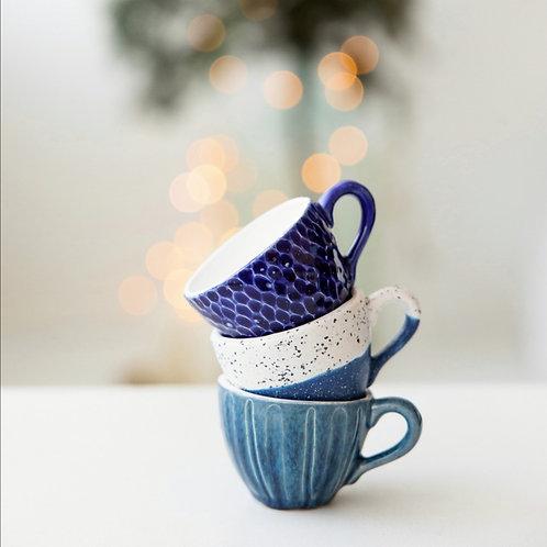 CERAMICAT IV rankų darbo espreso puodelis