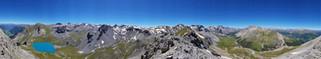 Panorama ab Spi da Rims Bild © ErlebnisWandern