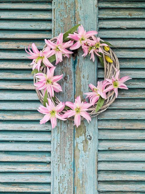 INDRĖS IDĖJOS gėlių dekoracija mamai