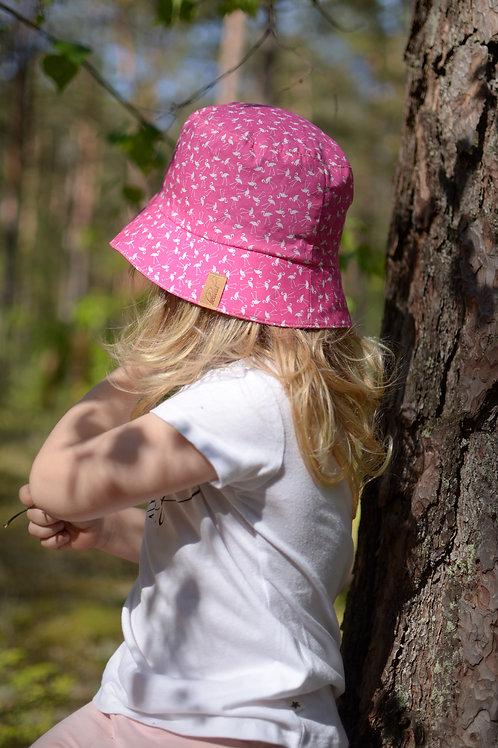 BELOVED skrybėlė mergaitėms PAVĖSIS