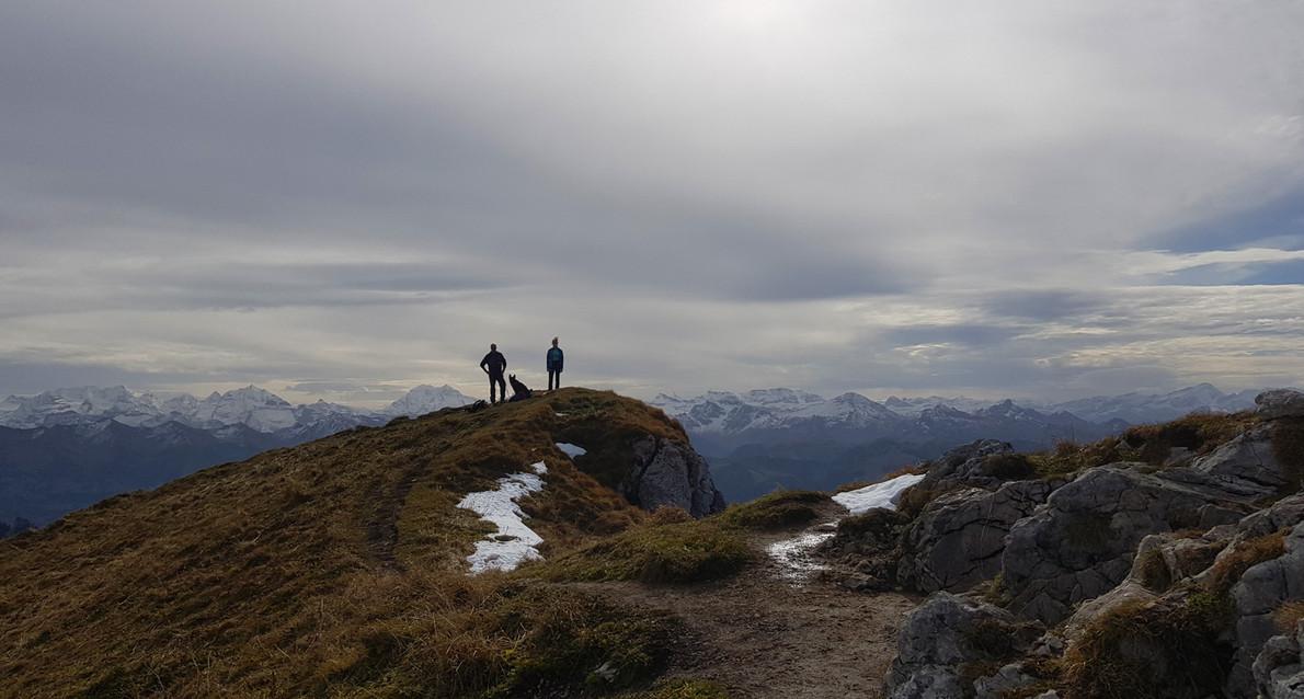 Aussicht-ab-Gantrisch-Blüemlisalp-Dolden