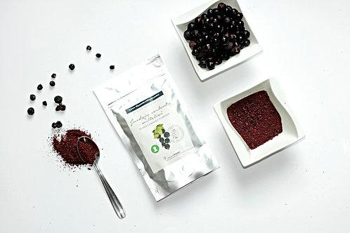 URBANFOOD juodųjų serbentų milteliai, 100 g