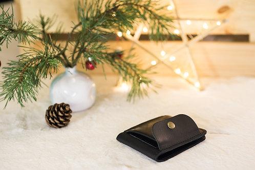 PK STUDIJA rankų darbo natūralios odos klasikinė piniginė – kortelinė