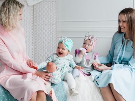MINI: motinystė paskatino iškeisti grožio industriją į kūdikiams skirtų gaminių verslą
