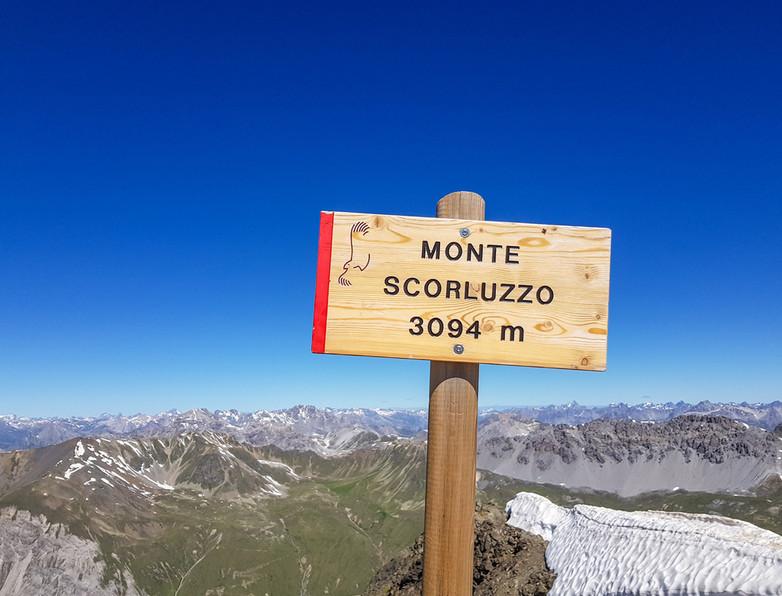 Monte Scorluzzo