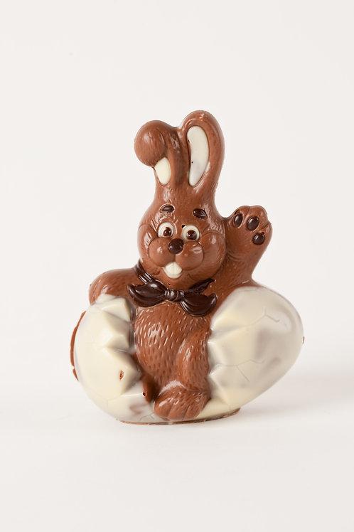 ŠOKOLADO NAMAI šokoladinis zuikis