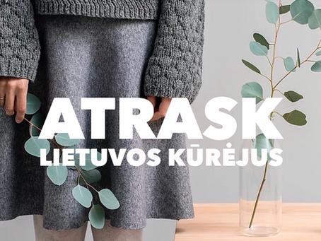 NAUJI NARIAI: Lietuvos kūrėjai ir prekių ženklai
