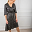 """Thumbnail: IN MOOD asimetrinė suknelė """"Black night"""""""