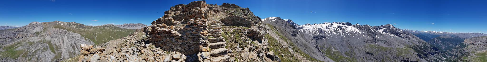 Machu Picchu made by Italy
