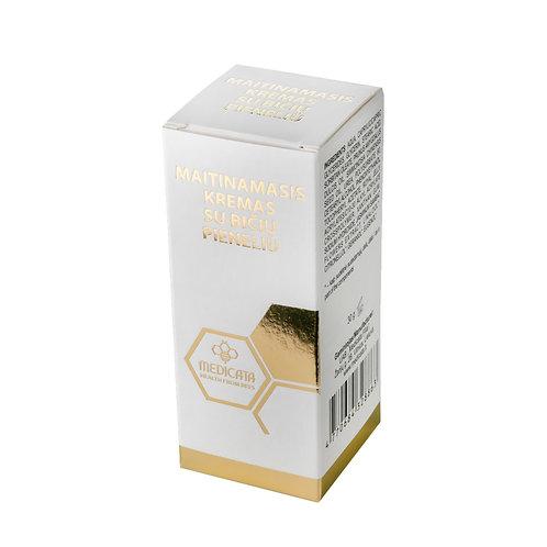 MEDICATA maitinamasis veido kremas su bičių pieneliu